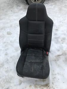 2009 F350 Fx4 black leather seats