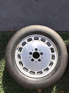Mercedes wheels Lugarno Hurstville Area Preview