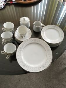 Rare, Vintage Japanese Fine China Dinner Set for SALE!!