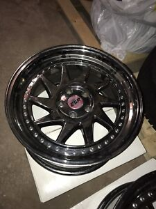 Esr wheels 5x114/5x112