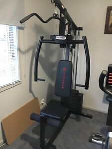Home Gym- as new condition  Belconnen Belconnen Area Preview