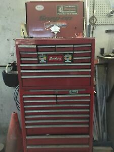 Beach top and bottom toolbox