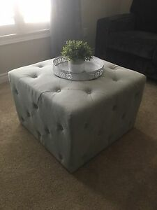 MOVING- Brand New Ottoman - Can Deliver