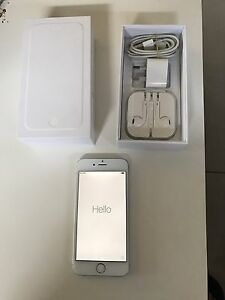iPhone 6 - 64GB white/silver unlocked Prospect Prospect Area Preview
