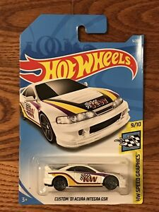 Hot wheels KW Acura Integra GSR