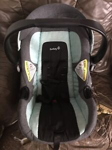 Safety 1st car seat/stroller combo