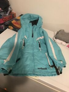 Size 4T Girls Spring Jacket
