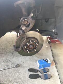 Brake Repairs  Marsden Logan Area Preview