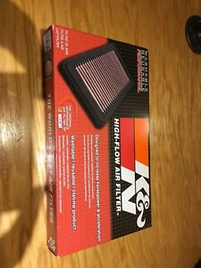 New K&N filter for mk7 Golf gti GLI jetta