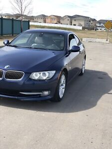 2011 BMW 328XI COUPE // LOW KMS// FULL LOAD