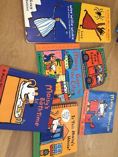 Lucy Cousins book bulk set- Maisy Mouse and nursery rhymes