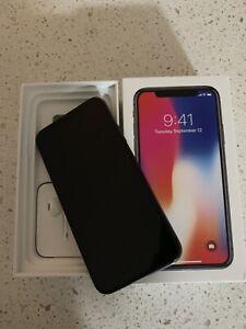 iPhone X 256gb - Unlocked