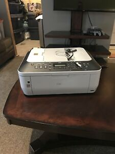 Printer with cables $25
