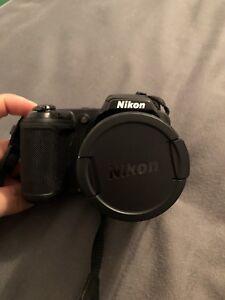 Nikon coolpix l320 camera