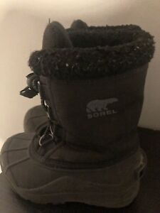 Sorel boots-Toddler size 9