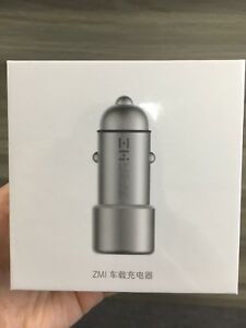 Xiaomi Zmi Dual Port Car Charger