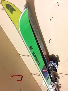 **Sold**  — 2 PAIRS OF SKIS each