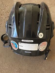 Men's ice hockey helmet