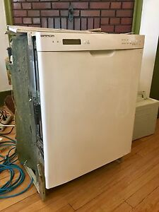 "Brada dishwasher 24"" wide, 21"" deep"
