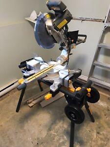 10 inch duel bevel sliding mitre saw