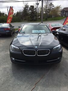All new BMW 550i AWD ( Executive Class)! FINANCING AVAILABLE