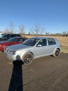 2004 VW Golf. Needs a transmission