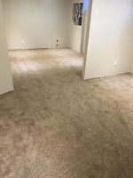 VERY AFFORDABLE CARPET INSTALLATION!