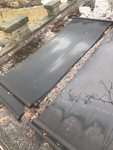Solar panels for pool