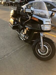 2 Goldwing for the price of one!!