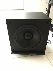 B&W subwoofer Ascot Brisbane North East Preview