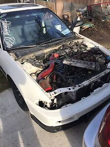 DA9 1990 Acura Integra 2dr PART OUT!! Call about what's left!!!