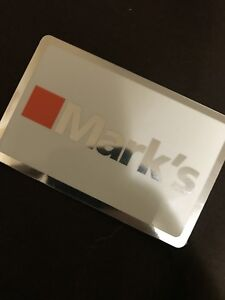 $100 Marks gift card