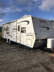 2006 JAYCO JAY FLIGHT 26rks Powered slide out