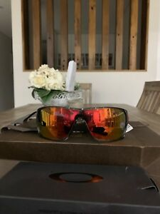 aa6763db06 Oakley Turbine Rotor Oo9307-03 Grey Ink Ruby Iridium Sunglasses ...