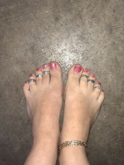 Pedicure models needed