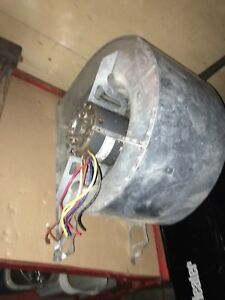 1/2hp Electric GE Motor/Furnace/Other Projects