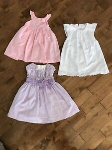 18-24 Month dresses - excellent condition