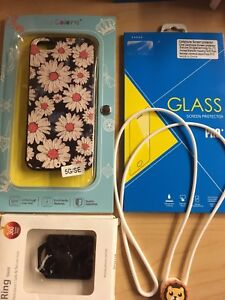 iPhone 5/SE accessory set=25 only