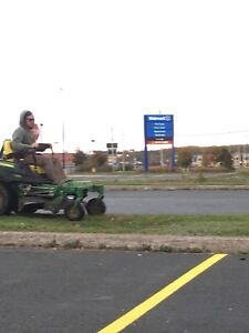 COMMERCIAL PROPERTIES, LARGER PROPERTIES OR FEILDS FOR MOWING