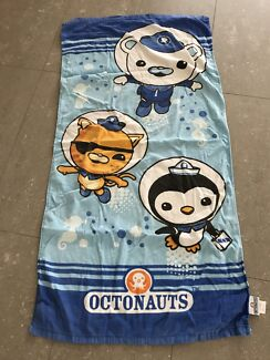 Octonauts kids beach towel Palmyra Melville Area Preview