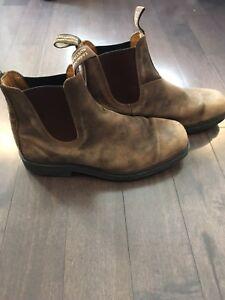 Men's blundstone boots size 10