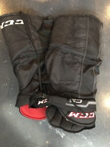 Hockey Pants, Chest Protector & Shin Guards