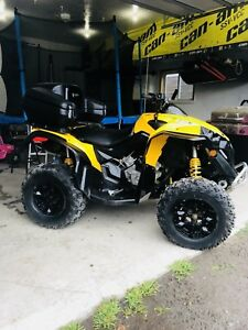 2014 can am Renegade 1000 only 1500 km