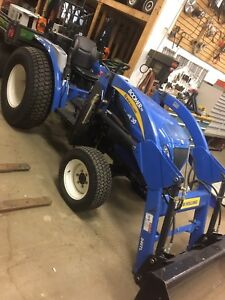 New Holland 30 HP Tractor