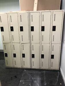 Casiers Lockers