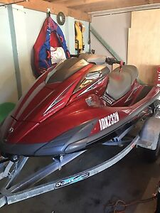 2010 Yamaha fx sho supercharged jetski swap Tuross Head Eurobodalla Area Preview