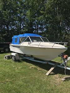 1978 singstar 18ft boat
