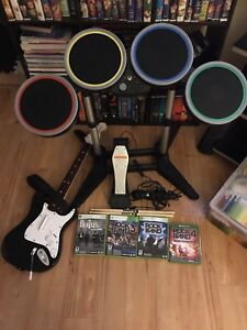 ROCKBAND 3 + others for Xbox One & 360