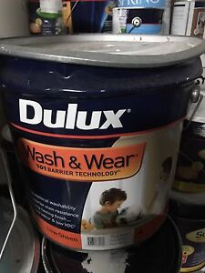 Brand New Dulux Wash & Wear paint Wembley Downs Stirling Area Preview