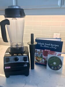 Vitamix 5200 with Cookbook and DVD